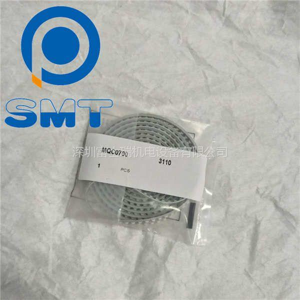 smt贴片机配件富士贴片机配件 CP643E 进板轨道皮带 MQC0700 钢丝皮带