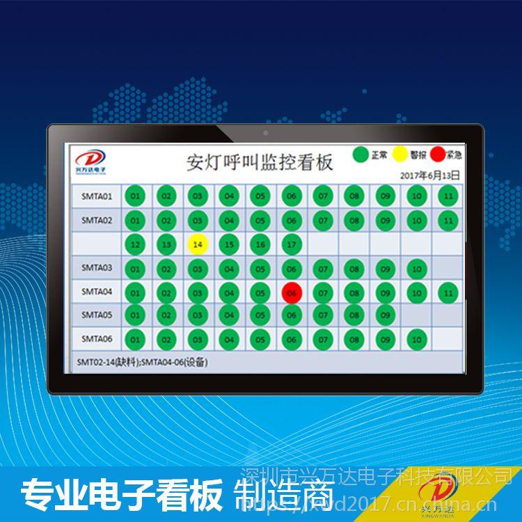 北上广深/浙闽江津/兴万达/信息化车间管理/esop目视化成产/esop液晶看板