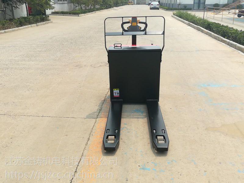 金彭叉车 2.5吨电动搬运车 JPCBD25A 电动叉车什么牌子好