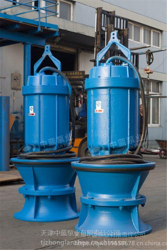 泵站改造用潜水泵/QZB型潜水轴流泵