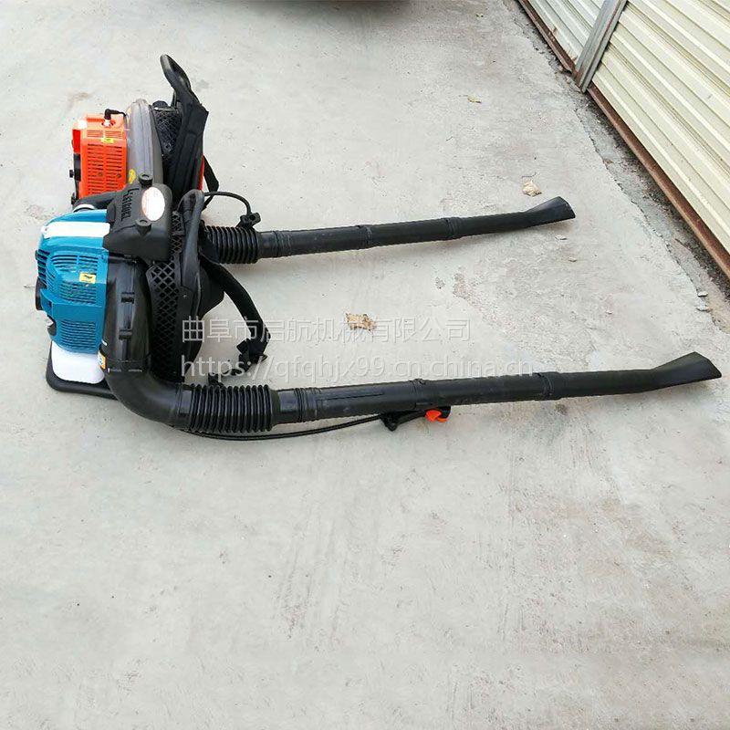 背负式大棚吹风机 公路清理吹雪机 便携式路面除尘吹风机