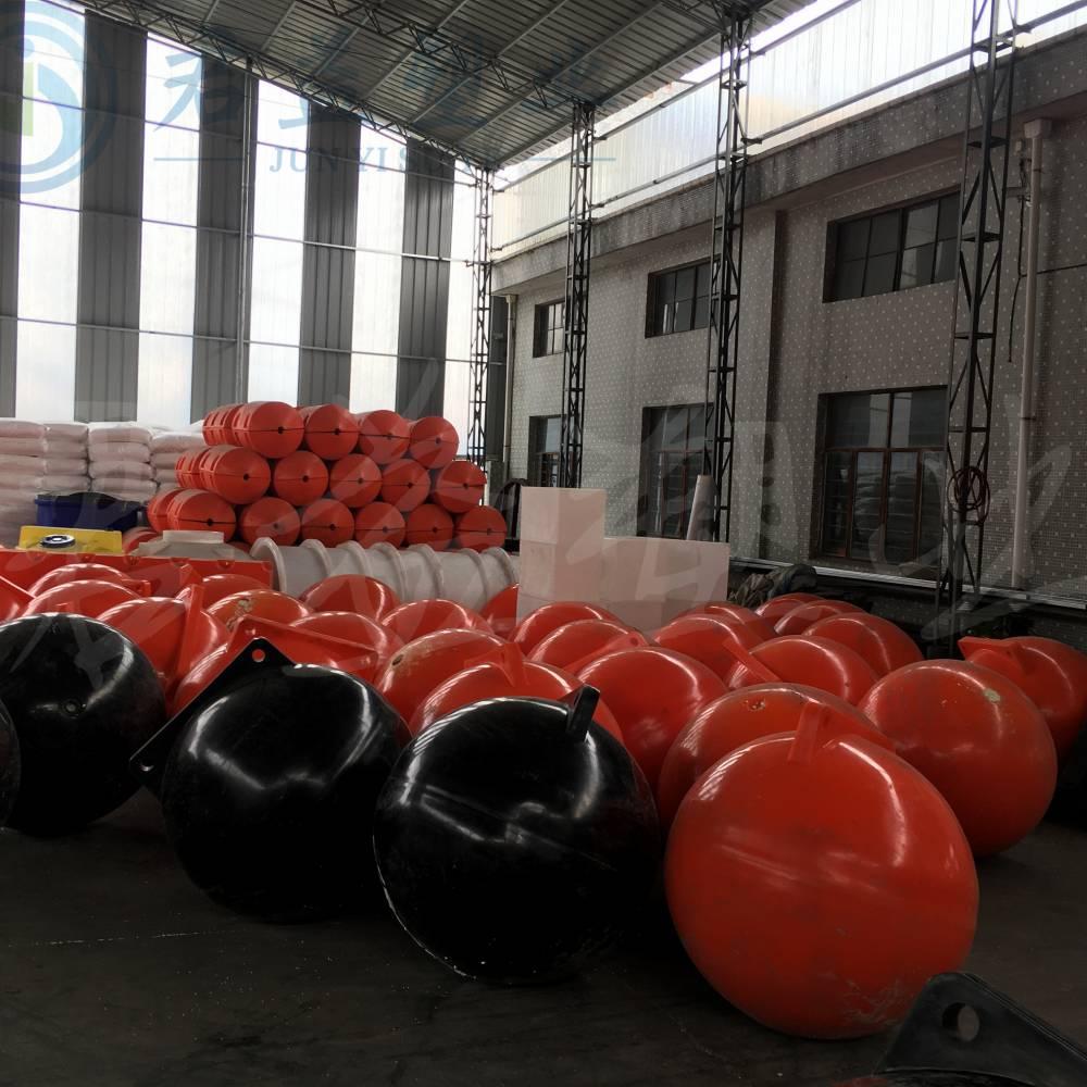 销售直径1000mm浮球 海洋航标浮球报价