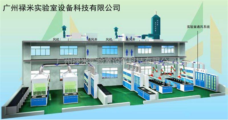 广东实验室家具,实验台,通风柜安装厂家
