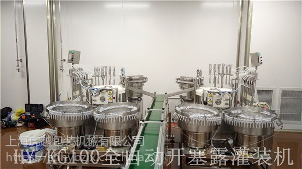 上海HY-KSG100多头全自动液灌装厂家