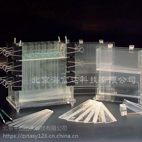 中西多用途电泳仪(普通教学实验装置) 型号:BL61-DYCZ-21库号:M346150