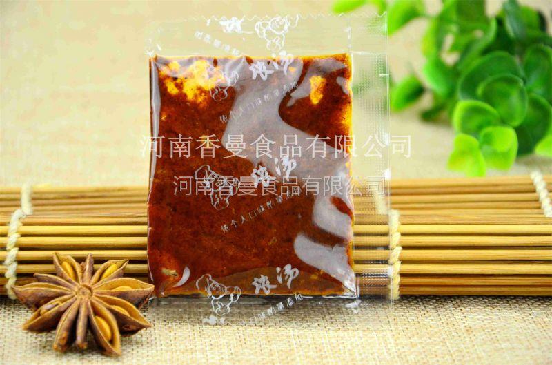 河南香曼 方便即食羊杂调料包 原味 香辣 调料包定制 厂家直供