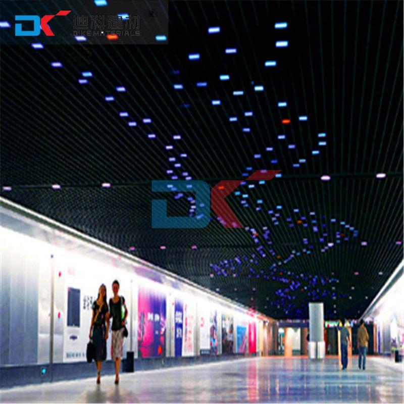 供应南京写字楼弧线铝方通、U型铝方通、 量大从优