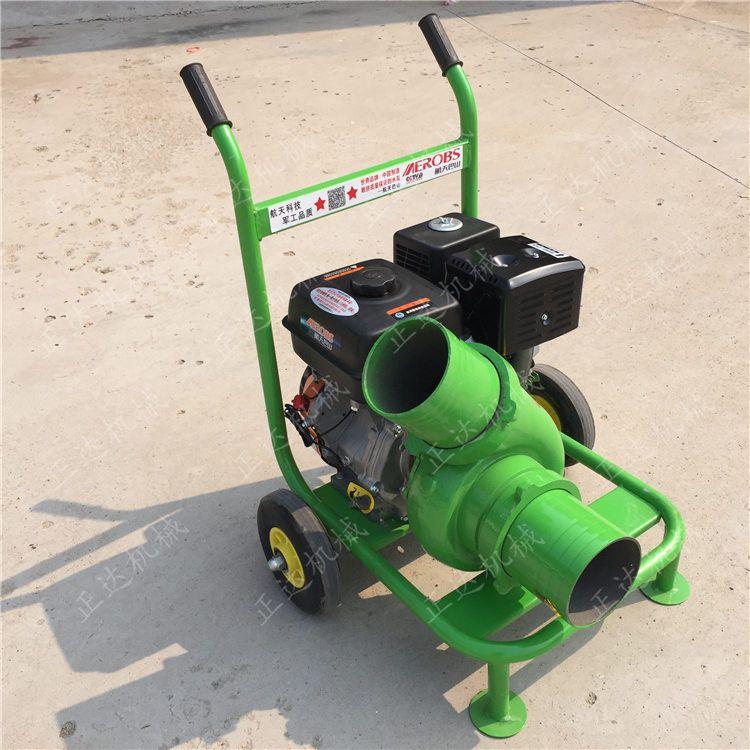 抽水泵 汽油机带抽水泵 7.5马力抽水泵