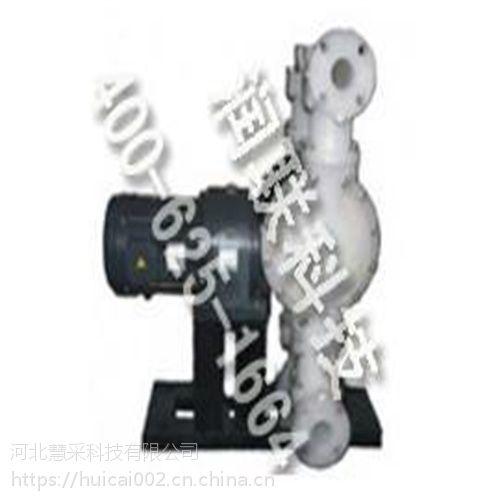 潞西电动隔膜泵 NB25电动隔膜泵行业领先