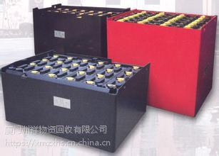莆田叉车电池专业回收厂家,废旧叉车动力蓄电池回收长期收购