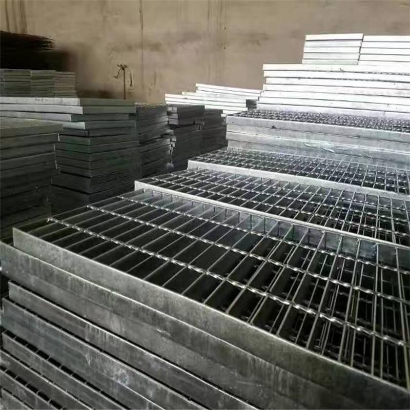 溢水沟盖板 护树格栅板 铝格栅安装