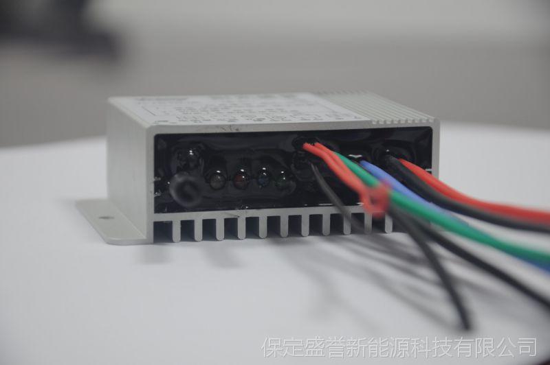 阳光盛誉8A无线遥控型太阳能控制器
