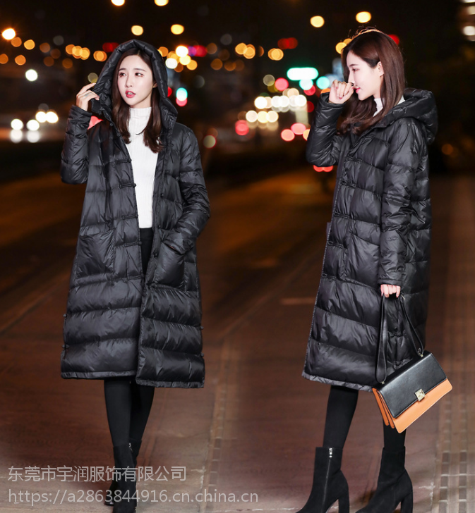 杭州羽绒服批发厂家韩版时尚杂款女装棉衣羽绒棉服清货库存尾货低价批发