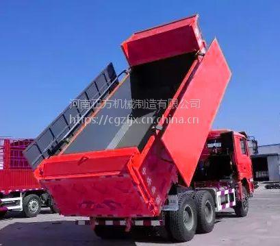 自卸车液压盖板 渣土车加盖液压动力单元 翻斗车环保篷盖