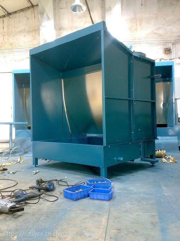 成都不锈钢板链线 高新区包胶板链线 UV机不锈钢喷漆柜