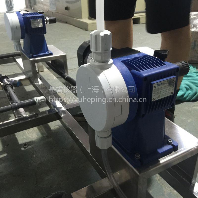 意大利SEKO赛高机械隔膜计量泵MSA系列电机驱动计量泵MSAF070O21/MSAF070O31