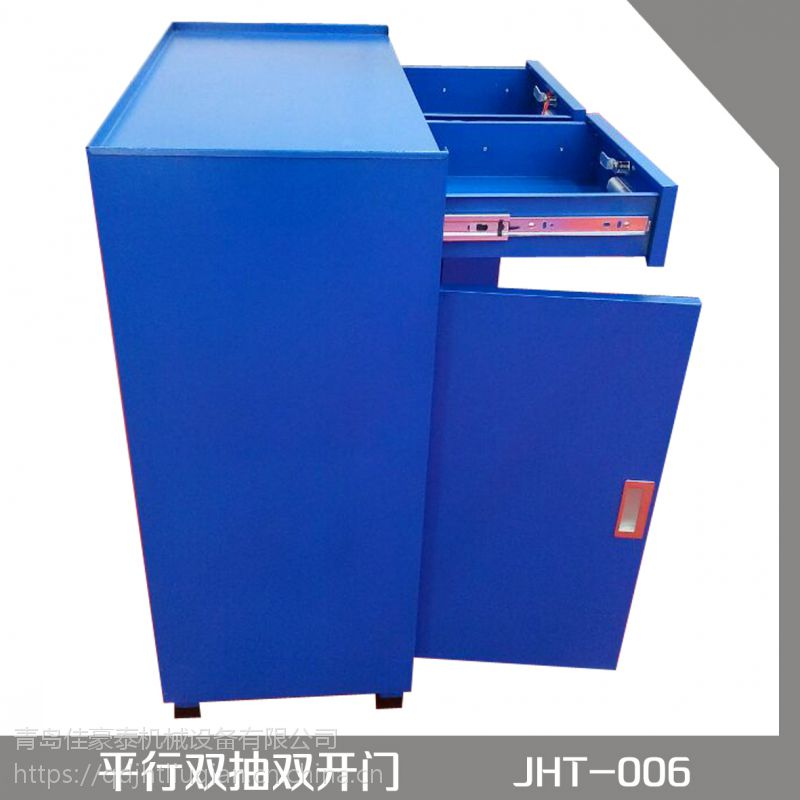 生产工具柜抽屉式 零散物品收纳 赵县带轮铁皮工具柜 坚固耐用