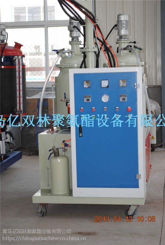 供应亿双林聚氨酯pu胶棒浇注机,聚氨酯胶棒设备