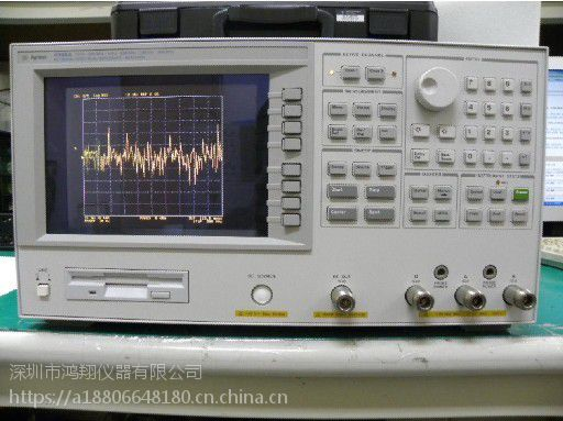回收4395A,网络/频谱/阻抗分析仪