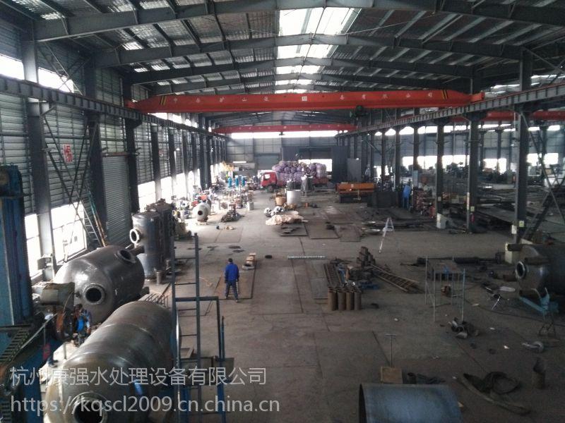 【台湾积体电路苏州项目部】直径3米 碳钢内衬胶罐体生产厂家