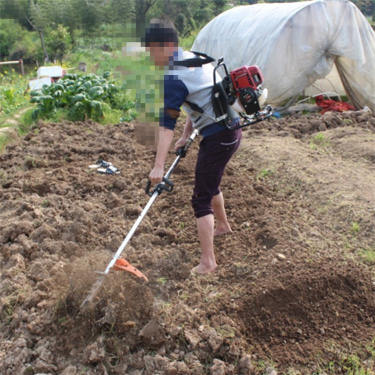 操作省力除草机 蔬菜地除草机 圣鲁牌