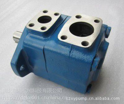 银川现货供应进口系列威格士叶片泵 现货供应进口35V25A1A22L 系列威格士vickers叶片泵