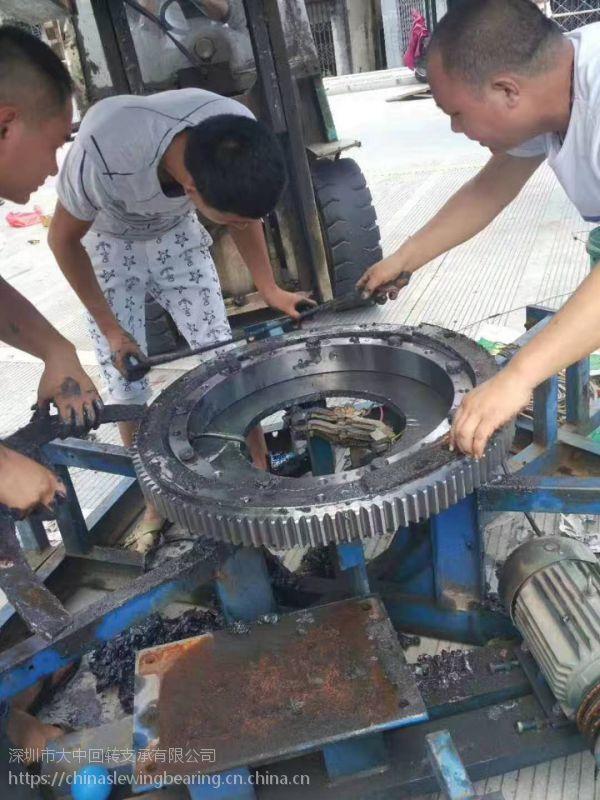 深圳游乐设备回转支承厂家型号011.30.500