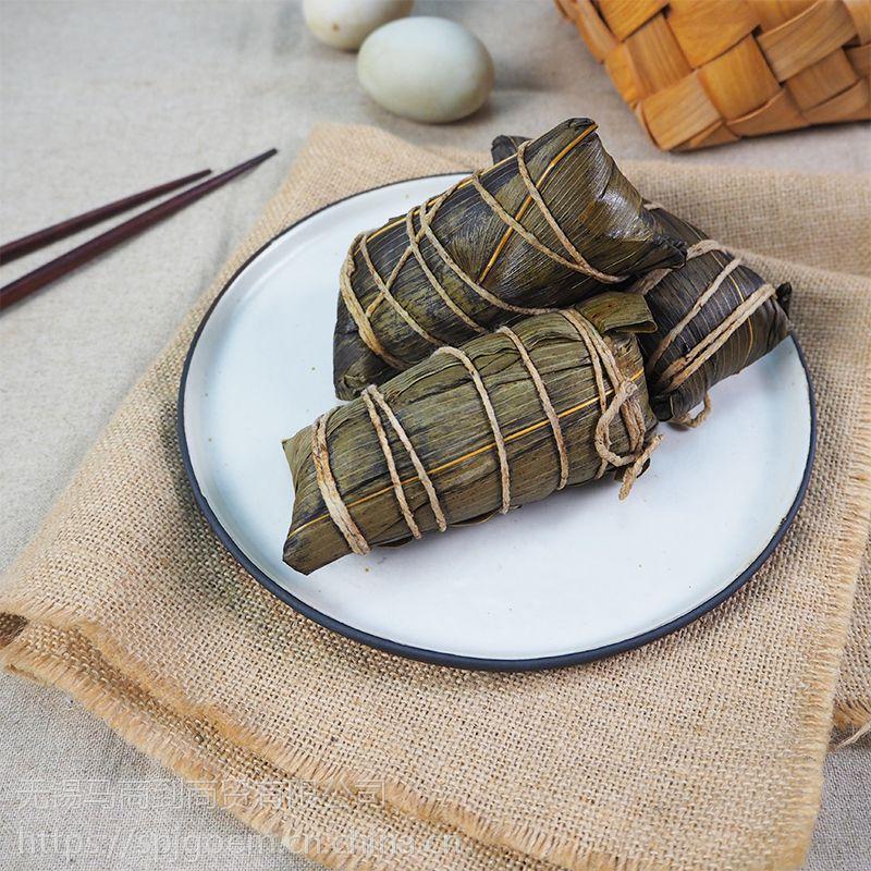 粽子代加工 诚信厂家 无锡千万诚餐饮有限公司