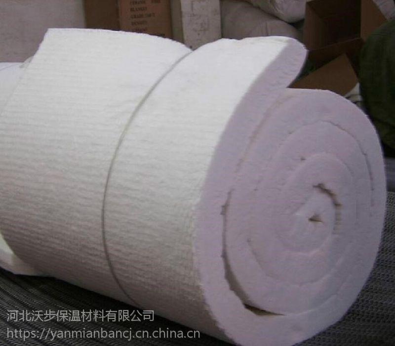 硅酸铝陶瓷纤维针刺毯,无石棉硅酸铝毡