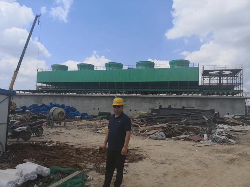 甘肃冷却塔厂家直下/甘肃大有 200吨