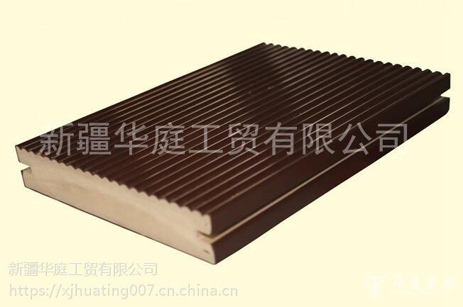 新疆塑木 塑木生产厂家 昌吉合成木质优价廉