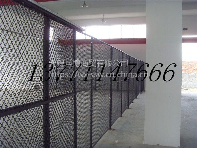 车间隔离栅网 车间浸塑护栏网围栏网
