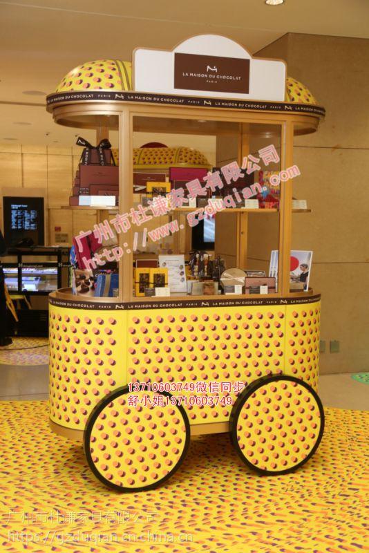 珠海拱北莲花路 路边奶茶小吃流动售货车