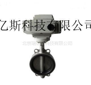 操作方法衬氟电动蝶阀AEB-56型 生产销售