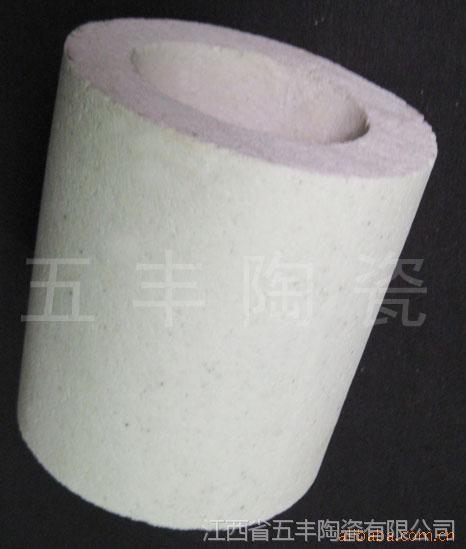 供应微孔陶瓷滤芯 微孔陶瓷过滤管(图) 五峰山