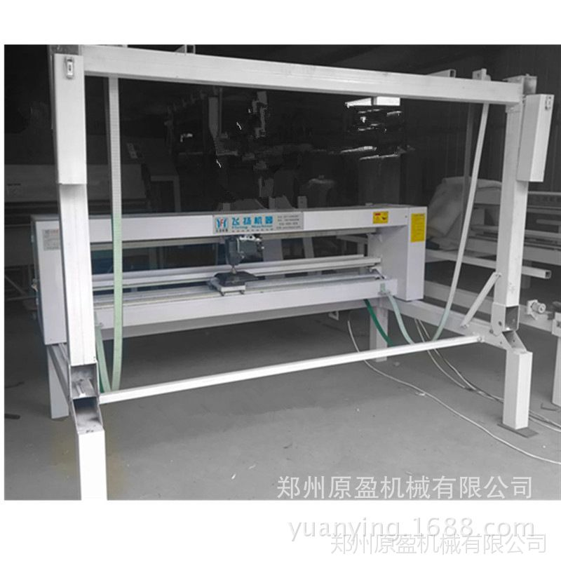 厂家直销2018新款车载式电脑绗缝机棉被加工机器跑江湖流动绗缝机