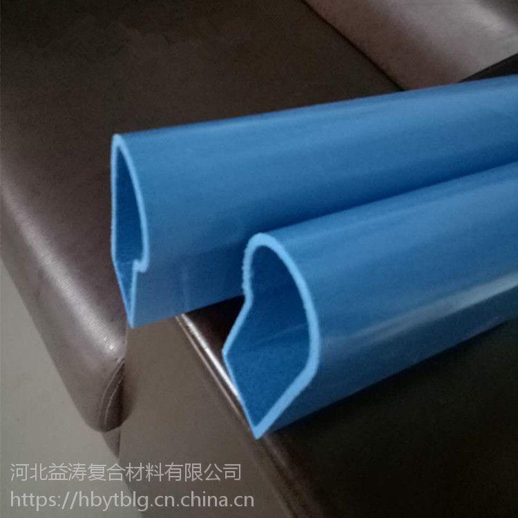 咸阳直销玻璃钢拉挤型材批发 定制玻璃钢拉挤异型材