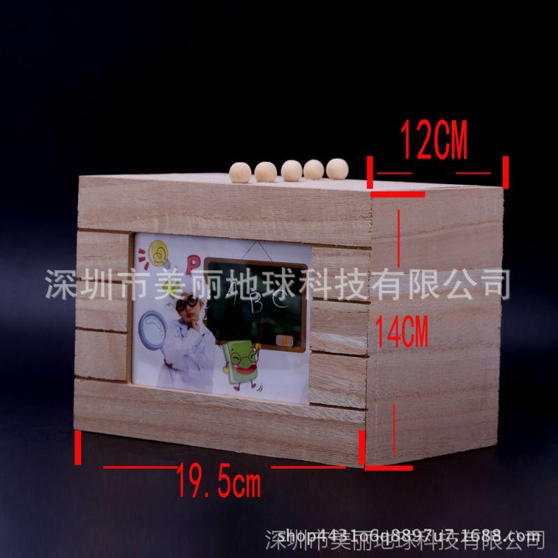 拾光宝盒6寸相册本插页式6寸100张盒装家庭宝宝成长纪念册九宫格