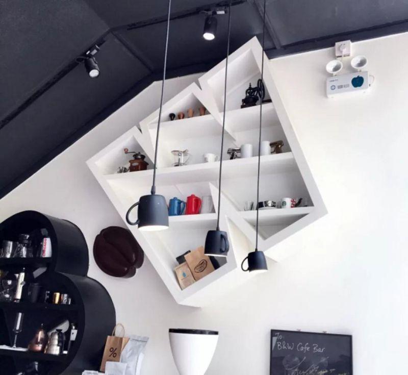 深圳福田室内设计装修|咖啡店、餐厅、健身房等商业空间装修