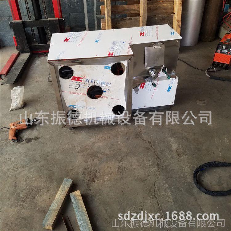 黑龙江热卖 新型康乐果机 箱式暗仓汽油膨化机 玉米棒机  振德