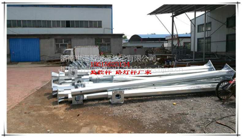 青岛6米监控杆厂家 青岛卡口杆厂家 青岛八角杆厂家