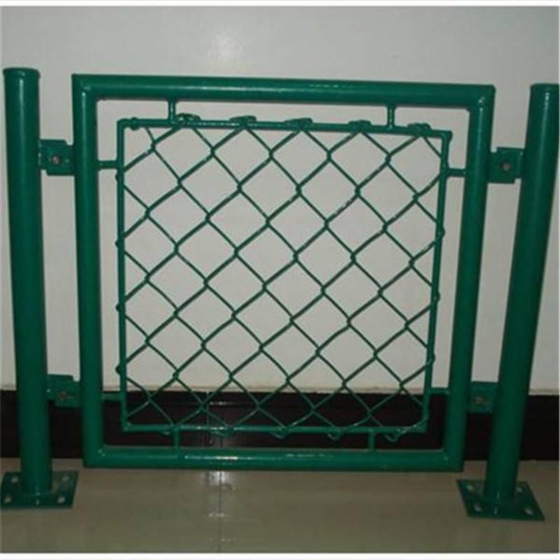 体育场护栏网 球场防护网厂家 勾花围网