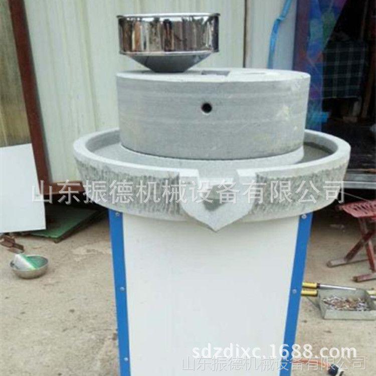 原汁原味麻汁米浆石磨机 多用途电动石磨豆浆机 肠粉磨 振德牌