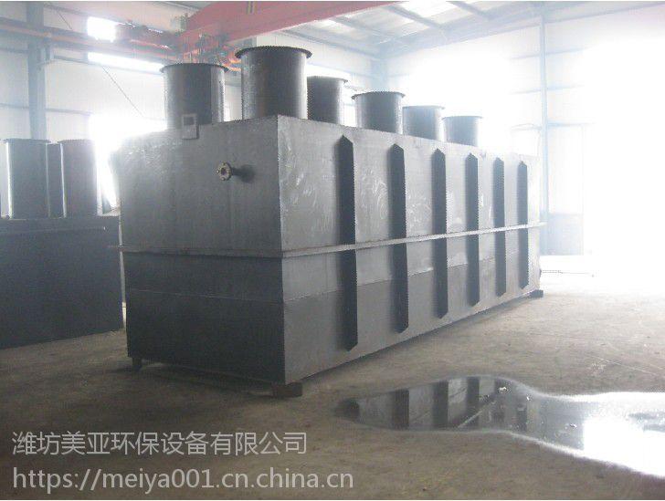 MY鸭子养殖厂污水处理设备