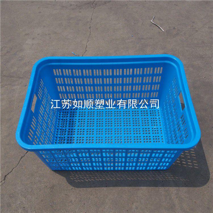 上海780箩,塑料框筐长方形装水