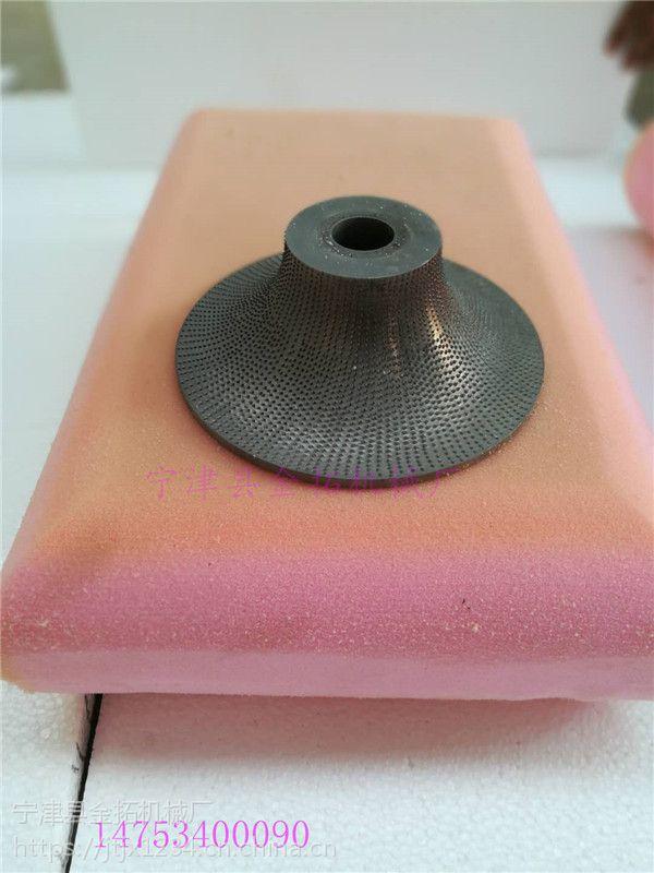 德州金拓海绵修边修角磨边机 海绵造型机可修斜面平面圆面各种形状