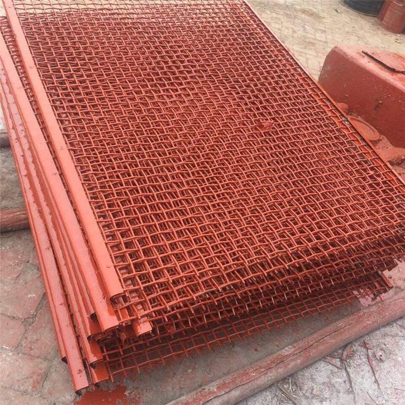 养猪轧花网厂家 轧花网工作 钢丝编织网网片
