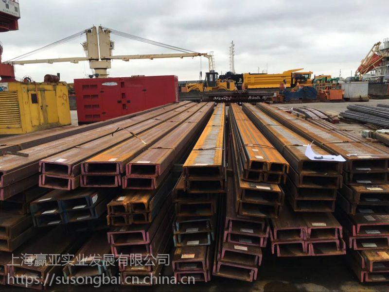开封日标槽钢/ 日标槽钢 125*65*6*8 Q235B 长期现货供应