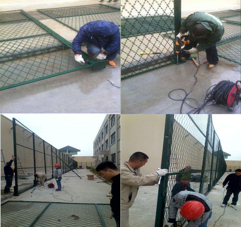 湛江安全防护网厂家 中山机场隔离网价格 佛山围墙防盗网