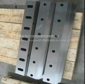 剪板机刀具怎么不卷刃? 专业生产剪板机刀具